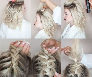 hairstyle and hair goals image
