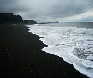 black, sea, and witch image