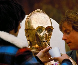 c3po, movies, and sw image