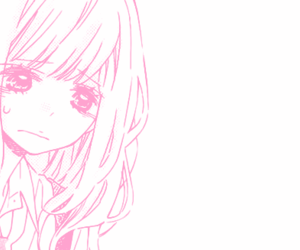 blush, kawaii, and pink image