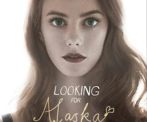 looking for alaska, john green, and book image