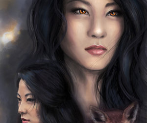 teen wolf, kitsune, and arden cho image
