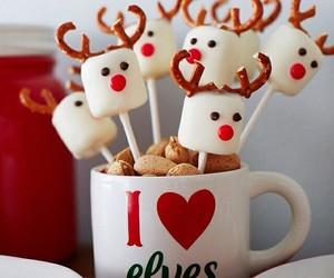 christmas, xmas, and elves image