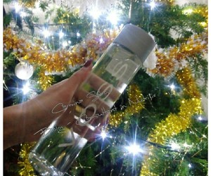 christmas, water, and voss image