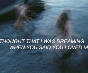 blue, quote, and tumblr image