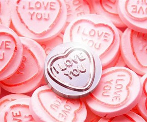 love, candy, and sweet image