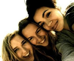 the clique, bridgit mendler, and samantha boscarino image