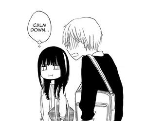 manga, kawaii, and shoujo image