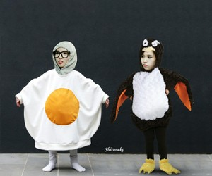 bunny, kpop, and penguin image