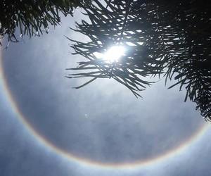 arco iris, blue, and cielo image