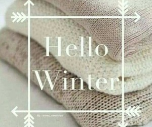 cold, hello winter, and winter image