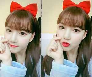 gfriend and jung yerin image