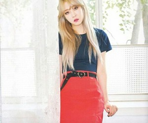 mamamoo, moonbyul, and kpop image
