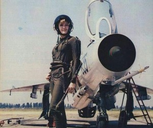 fighter, russian, and jet image
