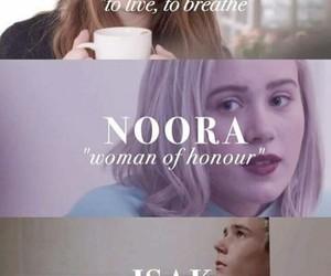 skam, eva, and noora image