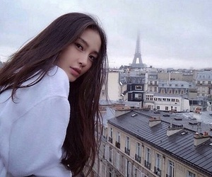 chinese, paris, and angelababy image