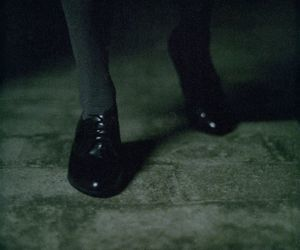 shoes, slytherin, and green image