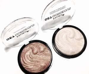 eyeshadow, gorgeous, and make up image