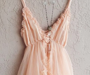 babydoll, lingerie, and sleepwear image