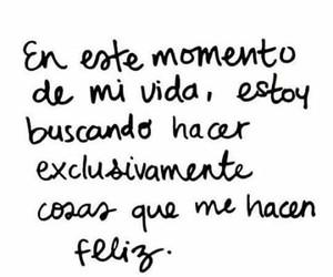 feliz, español, and happiness image