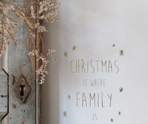 christmas, family, and fashion image