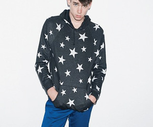 boys, cole mohr, and stars image