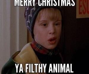 christmas, home alone, and funny image