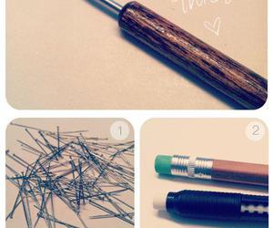 nails, diy, and dots image