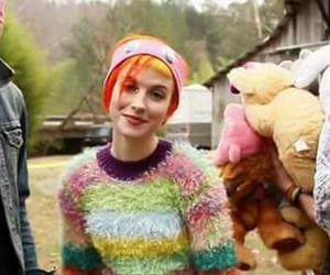 clip, paramore, and hayleywilliams image