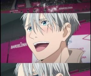 yoi, yuri!!! on ice, and yuri on ice image