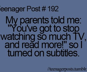 funny, tv, and parents image