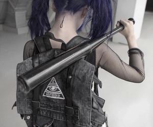 grunge, black, and alternative image