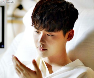 korean actor, lee jong suk, and kactor image
