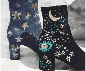 shoes, stars, and fashion image