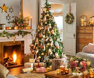 awesome, christmas, and decoration image