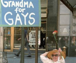 gay, grandma, and lgbt image