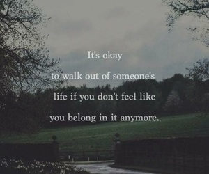 quotes, life, and sad image