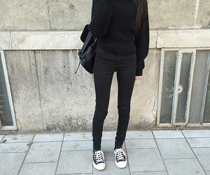 style, fashion, and black image