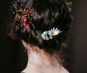 fashion, k fashion, and flower image