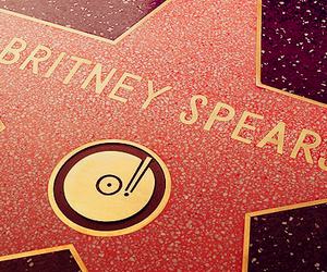 britney spears and Walk of Fame image