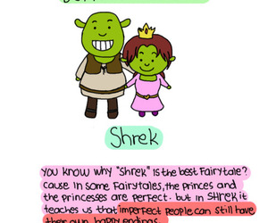 life, shrek, and quote image