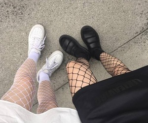 best friends, girls, and style image