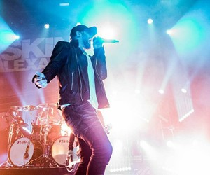 asking alexandria, aafamily, and danny worsnop image