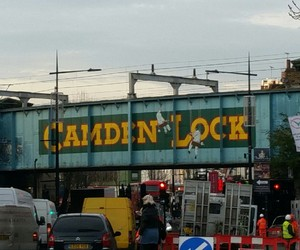 art, beautiful, and camden town image