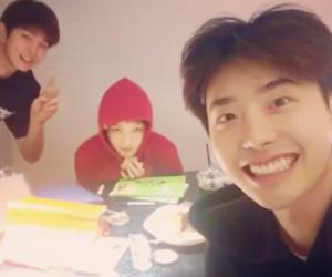 lee jong seok, nam joo hyuk, and lee sungkyun image