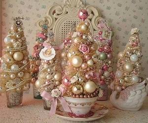 christmas, mini, and decorated image
