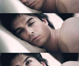 damon, thevampirediaries, and salvatore image