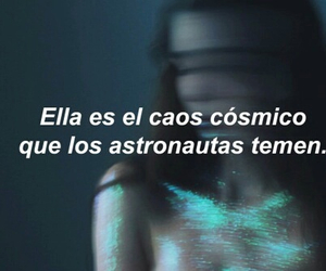 frases, caos, and tumblr image