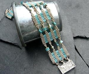 bracelet, jewelry, and tutorial image