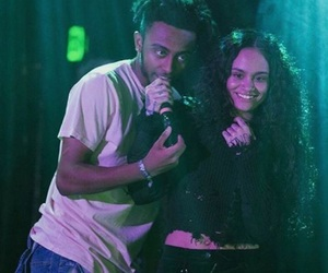 are amine and kehlani dating